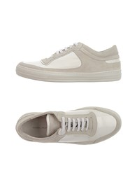 Diesel Black Gold Footwear Low Tops And Trainers Men White
