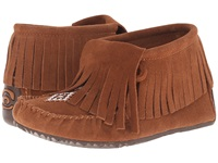 Manitobah Mukluks Paddle Suede Moccasin Vibram Copper Women's Boots Bronze