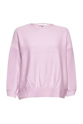 French Connection Springtime Crew Neck Jumper Red