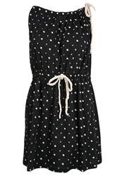 Ragwear Angie Summer Dress Black Jack