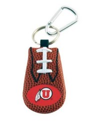 Game Wear Utah Utes Keychain Team Color