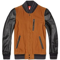 Nike Destroyer Jacket Tawny And Black
