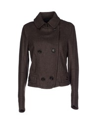 Marc By Marc Jacobs Suits And Jackets Blazers Women Dark Brown