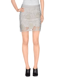 Imperial Star Imperial Mini Skirts White