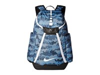 Nike Hoops Elite Max Air Backpack Blue Grey Black White Backpack Bags