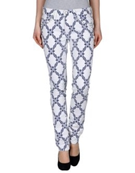 Isabel Marant Denim Pants White