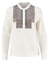 Day Birger Et Mikkelsen Dopatha Blouse White Bloom