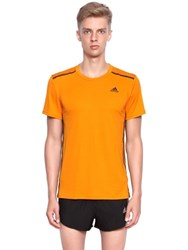 Adidas Performance Perforated Nylon Running T Shirt