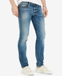 Denim And Supply Ralph Lauren Men's Prospect Slim Fit Jeans Medium