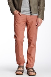 Gant By Michael Bastian The Canvas Jean 30 34' Inseam Red