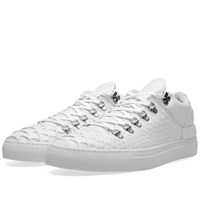 Filling Pieces Mountain Cut Low Sneaker White