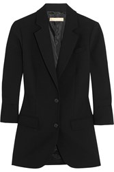 Michael Kors Wool Blazer Black