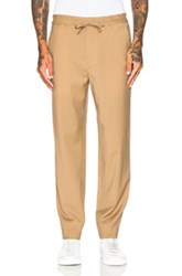 3.1 Phillip Lim Classic Tapered Trousers In Brown