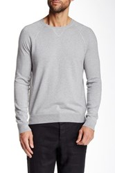 Vince Crew Neck Pullover Gray