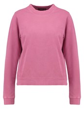 Evenandodd Sweatshirt Berry