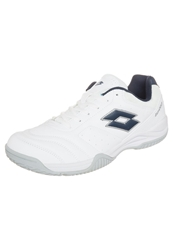 Lotto Court Logo Xi Multicourt Tennis Shoes White Aviator
