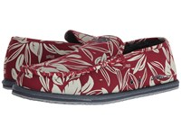 O'neill Surf Turkey Low Deep Red Men's Slippers