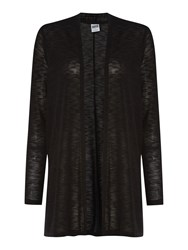 Vero Moda Long Sleeved Lightweight Cardigan Black