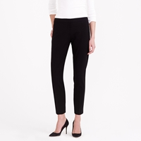 J.Crew Petite Paley Pant In Italian Stretch Wool