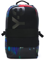 Y 3 'Qasa' Backpack Black