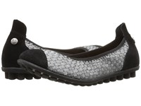 Bernie Mev Chanel Me Pewter Women's Flat Shoes