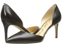 Sam Edelman Telsa Black Dress Calf Leather Women's Shoes