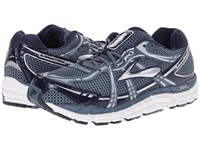 Brooks Addiction 11 Storm Peacoat Silver Men's Running Shoes Gray