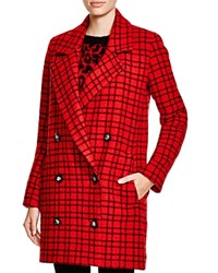 Essentiel Caras Plaid Coat