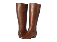 Dr. Scholl's Brilliance Wide Calf Whiskey Women's Boots Brown