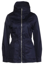 Elvine Lina Short Coat Dark Navy Dark Blue