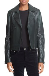 Rag And Bone Women's Jean Mercer Leather Jacket