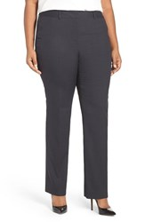 Halogenr Plus Size Women's Halogen Glen Plaid Stretch Suit Pants