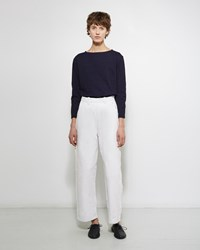 Blue Blue Japan Pigment Dyed Work Pant White