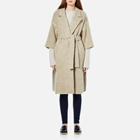 By Malene Birger Women's Asana Coat Wood