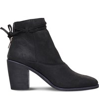 Ld Tuttle The Vow Leather Ankle Boots Black