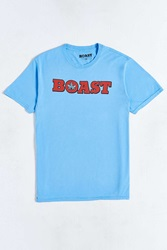 Boast Drawn Wordmark Tee Sky