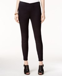 Tommy Hilfiger Ankle Leggings Only At Macy's Rinse