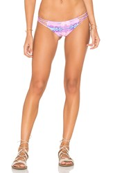 Stone Fox Swim Gypsy Bottom Pink