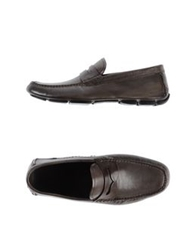 Brecos Moccasins Dark Brown