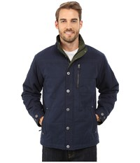 Mountain Khakis Swagger Jacket Navy Men's Coat