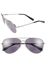 Women's Bobbi Brown 'The Tribeca' 50Mm Aviator Reading Sunglasses