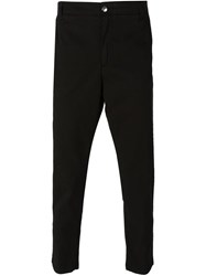 Mcq By Alexander Mcqueen Mcq Alexander Mcqueen Tapered Trousers Black