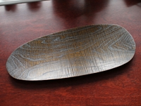 Sen Wood Lacquer Dish By Dairoku Oen Shop