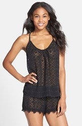 Women's In Bloom By Jonquil Camisole And Shorts