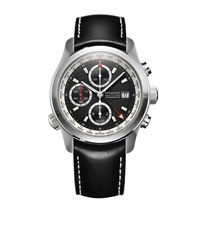 Bremont Alt1 Wt World Timer Chronograph Watch Unisex Black