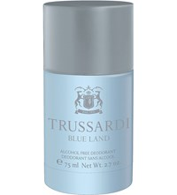 Trussardi Blue Land Deodorant Stick 75Ml