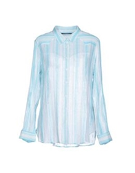 Antik Batik Shirts Sky Blue