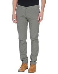 Cesare Paciotti 4Us Casual Pants Grey