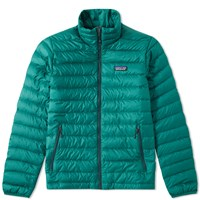 Patagonia Down Sweater Green