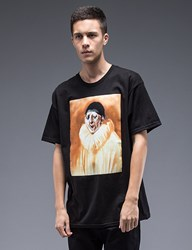 Black Scale Poliachi S S T Shirt